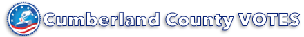 Cumberland County Votes.com Logo